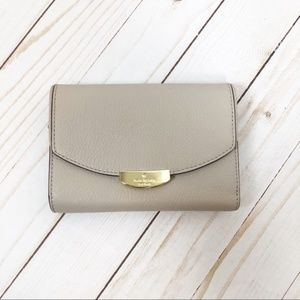 The Kate Spade New York continental wallet is a st